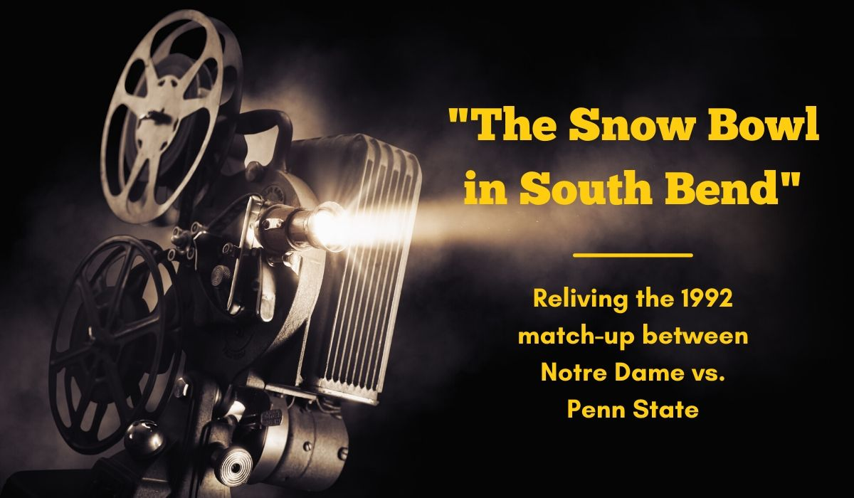 Football Film Room: The Snow Bowl in South Bend