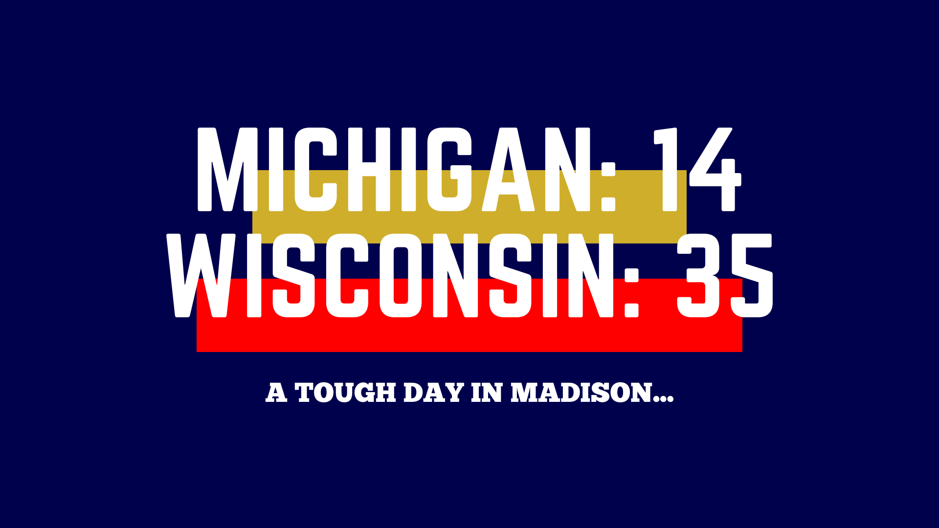 Michigan Recap Template (1)