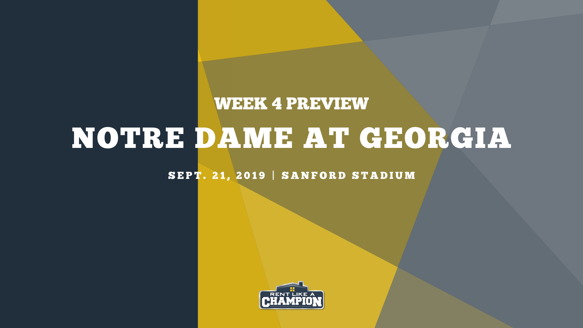 Notre Dame at Georgia: Preview, keys to the game, and predictions