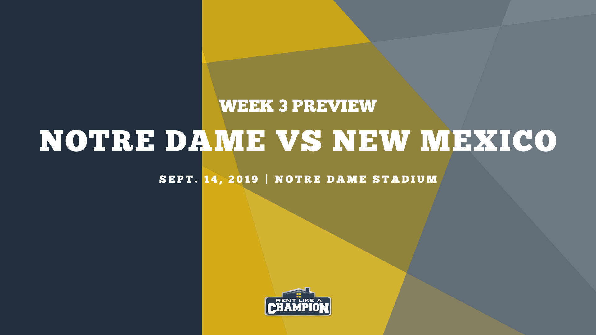 Notre Dame Game Preview Template-1