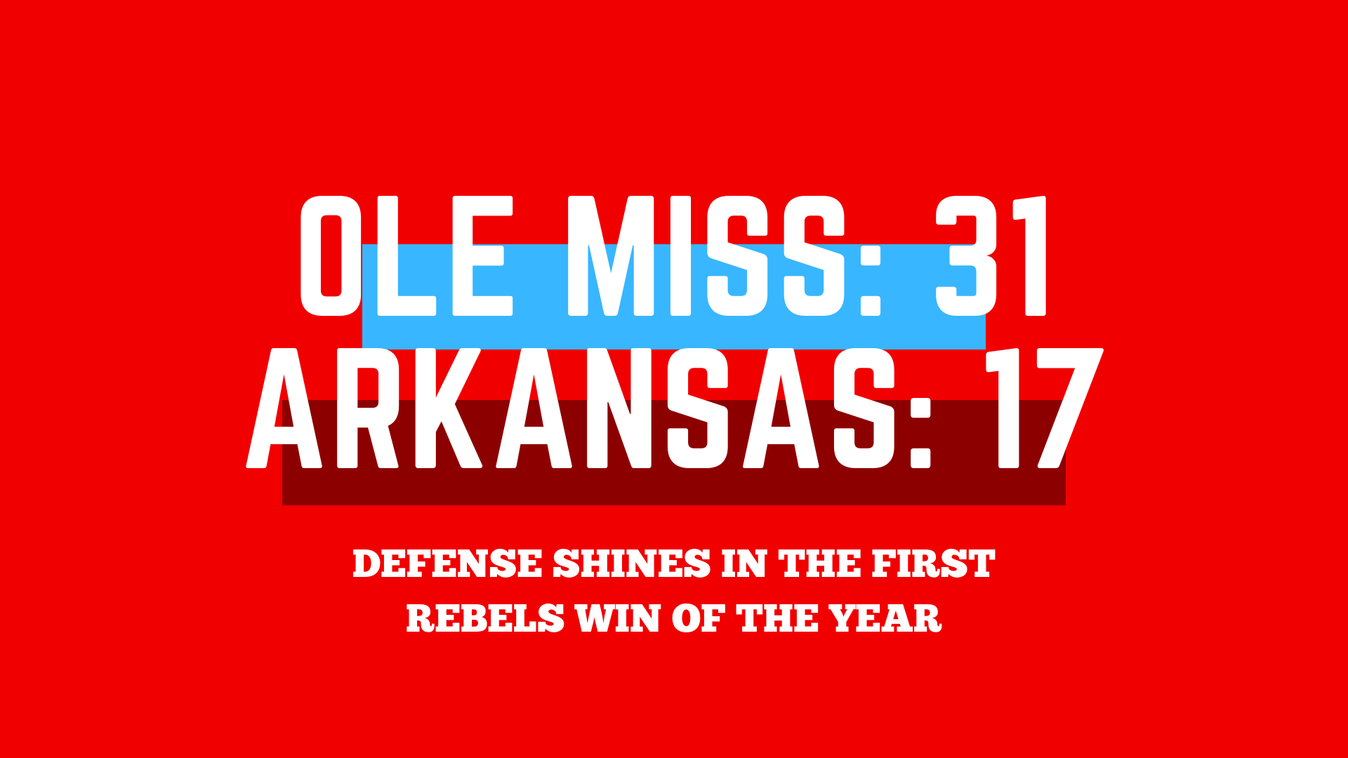 Ole Miss Recap Template-1