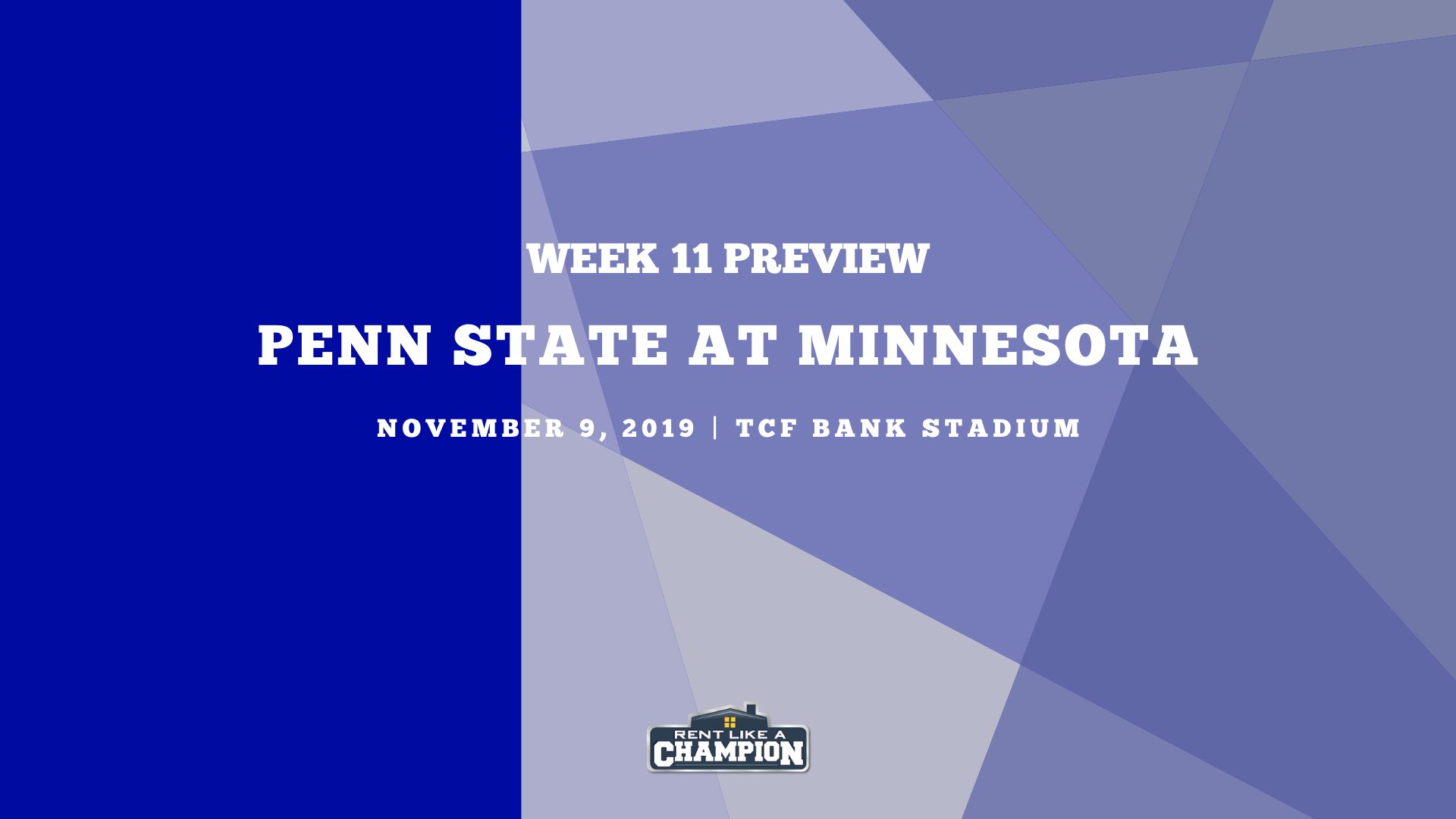 Penn State at Minnesota: Preview, keys to the game, and predictions